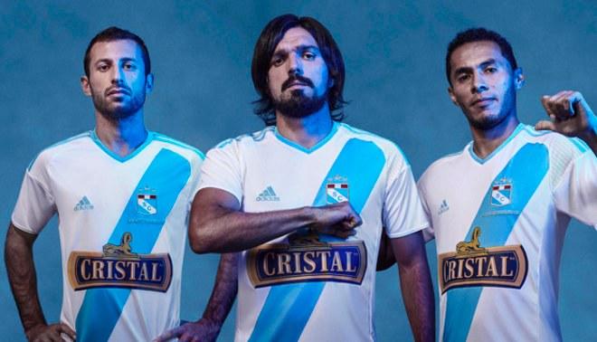Sporting Cristal presentó su camiseta alterna 2016  conoce los detalles de  la nueva piel celeste  66654d6d90a0f