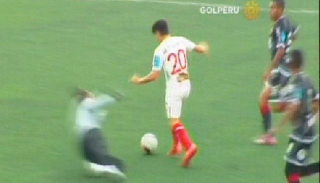 Universitario vs. UTC: Diego Manicero y el increíble gol que falló en el último minuto | VIDEO