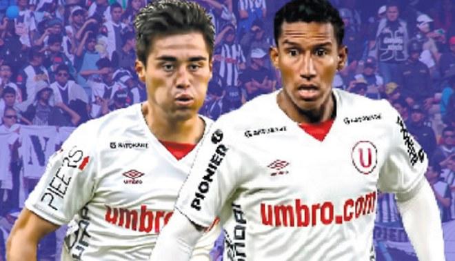 Rodrigo Cuba y Adán Balbín podrían dejar Universitario para irse a Alianza Lima