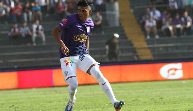 Alianza Lima: el futuro de Erinson Ramírez estaría en el fútbol alemán