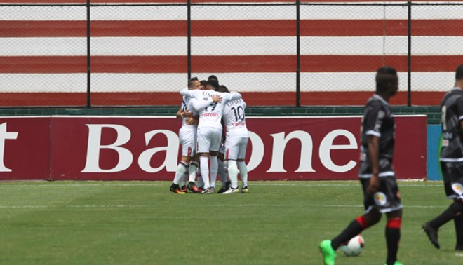 San Martín: 'Santos' golearon 6-0 a UTC, pero en sus graderías llevaron esta insólita cantidad de hinchas