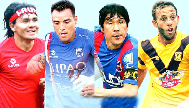 Segunda División: cuatro equipos pugnan por alcanzar el ascenso | FOTOS