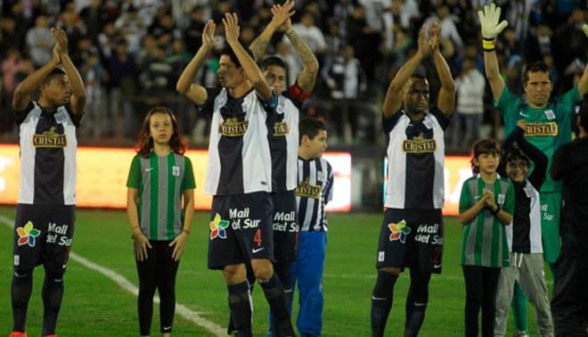 Alianza Lima presentó su reclamo ante ADFP por clásico suspendido