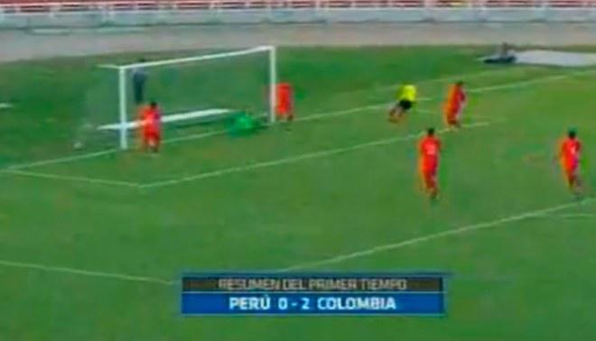 Selección Peruana Sub-20: La bicolor cerró participación en torneo Copa de Los Andes perdiendo con Colombia