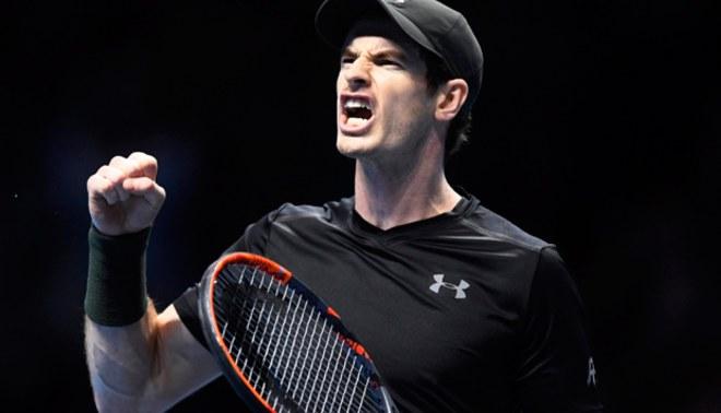 Torneo de Maestros 2016: Andy Murray ganó 2 sets a 1 a Kei NIshikori en el partido más intenso | VIDEO