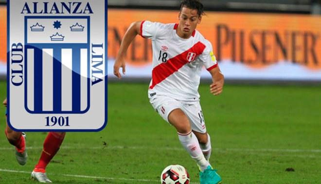 Alianza Lima: Pablo Bengoechea tiene en la mira a Cristian Benavente como su fichaje 'bomba'