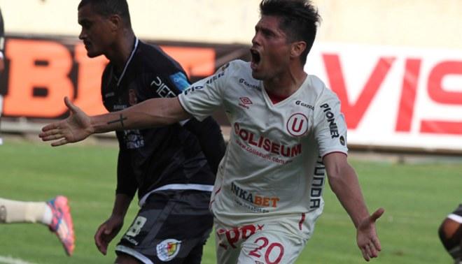 Universitario: Diego Manicero juega por su renovación