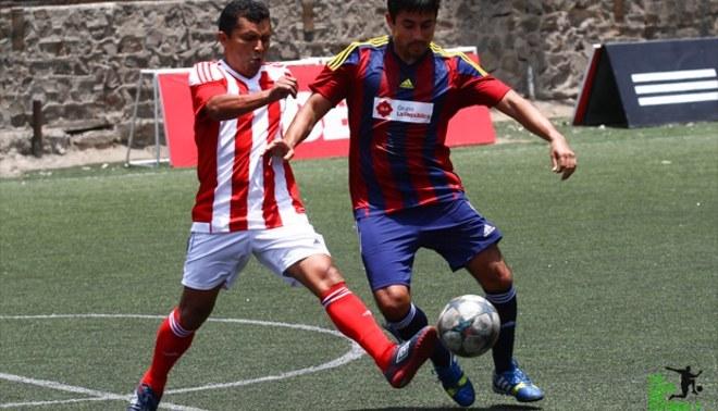 128c03796e0 Torneo Inter-Empresas de fútbol 7-Copa Líbero 2016