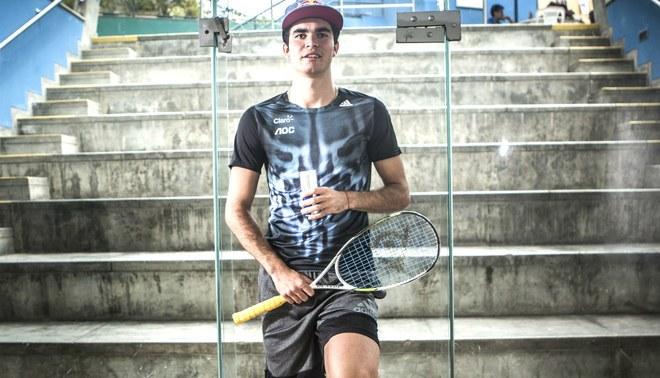 YouTube: Diego Elías subió al puesto 23 del ranking mundial mayores de Squash y ya es segundo en juveniles | VIDEO