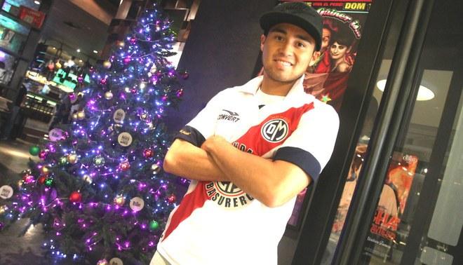Deportivo Municipal: Rodrigo Cuba sueña con llegar lejos en la Copa Libertadores