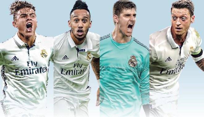 """Real Madrid  las estrellas que se convertirán en fichajes """"merengues"""" en el  2017 2b08c039b9434"""