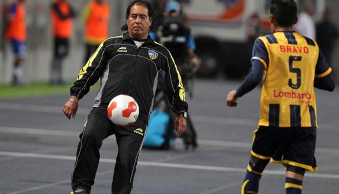 Sport Rosario: Lizandro Barbarán dejó de ser entrenador del equipo huaracino