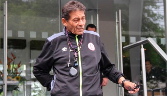 Roberto Chale y su equipazo que luchará en el torneo local y la Copa Libertadores