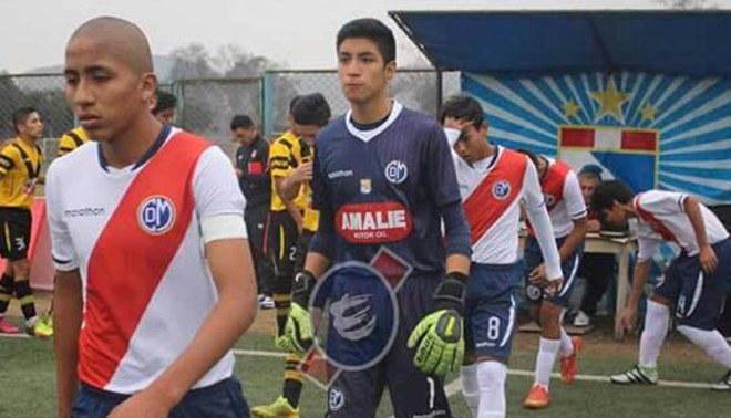 Deportivo Municipal asciende a portero de 15 años al Primer Equipo