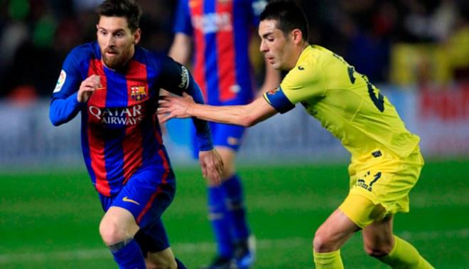 Barcelona empató 1-1 con Villarreal en el último minuto y se aleja del Real Madrid en la Liga Santander   VIDEO