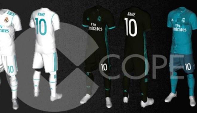 8da9ee536de53 Real Madrid   Esta es la nueva camiseta merengue para la temporada 2017-2018