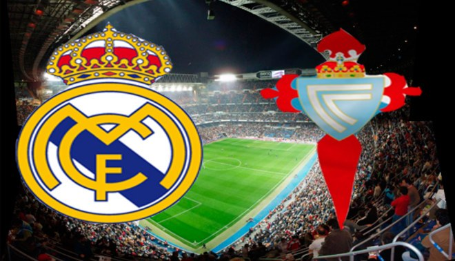 Ver Partido De Real Madrid Vs Celta Vigo En Vivo