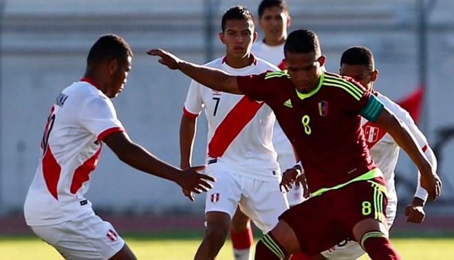 Venezuela Sub 20 Contra Ecuador Sub 20: Perú Igualó 1-1 Contra Venezuela Y Está Casi Eliminado Del