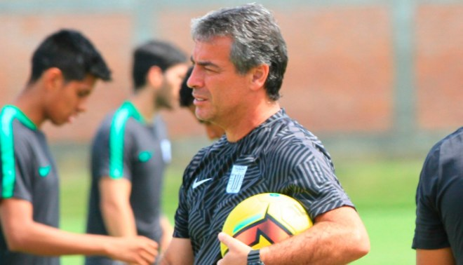Alianza Lima: Pablo Bengochea tiene listo el once para la 'Noche Blanquiazul' ante Palestino