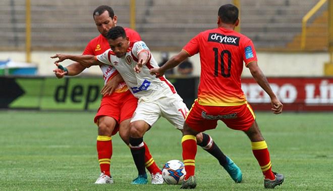 Universitario tuvo un triste debut en el Torneo de Verano y empató 1-1 con Sport Huancayo | VIDEO