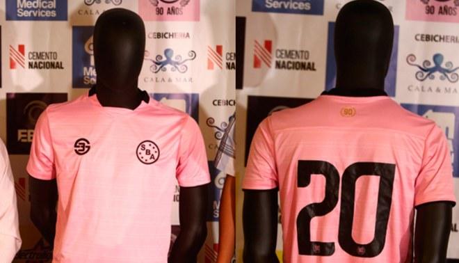 Sport Boys: 'Chalacos' presentaron camiseta con la que pelearán el ascenso