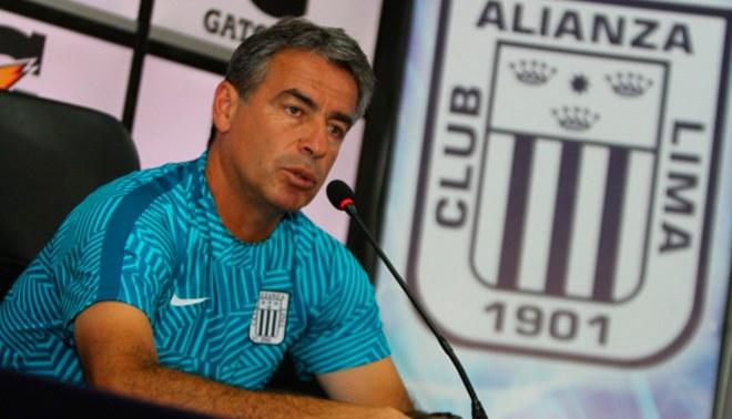 Alianza Lima: Pablo Bengoechea explicó el frustrante empate 'Blanquiazul' ante Municipal
