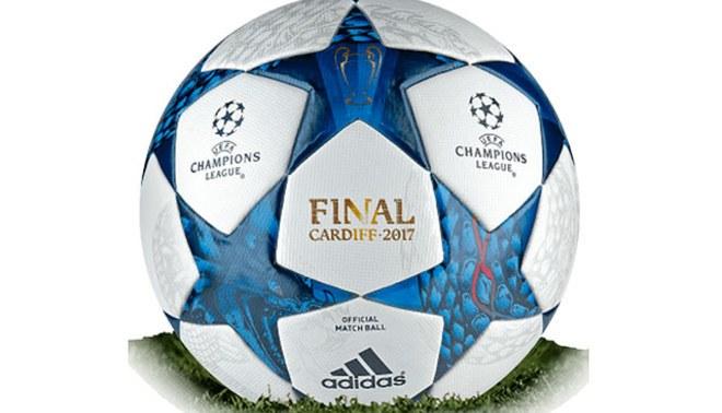Champions League  este es el balón oficial para la final en Cardiff c75dad55d7526
