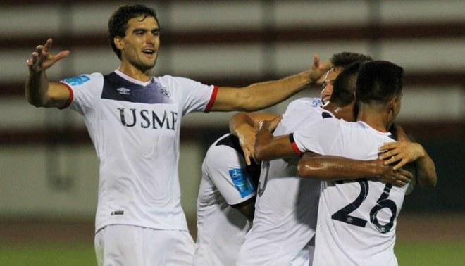 San Martín superó por 3 a 1 a Sport Rosario que sumó su primera derrota en el Torneo de Verano