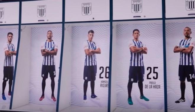 Alianza Lima y su camerino de lujo del estadio Alejandro Villanueva | VIDEO