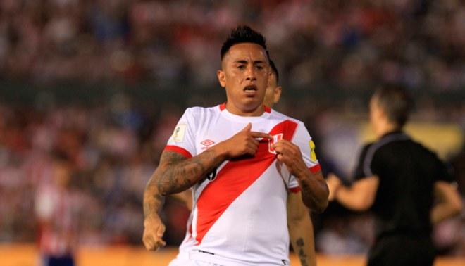 Christian Cueva: Jugador del Sao Paulo le rindió homenaje a Tony Rosado