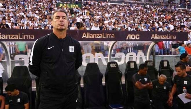 Alianza Lima: esta es la explicación que dio Pablo Bengoechea sobre el empate ante Sport Huancayo