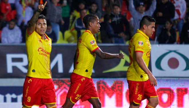 Monarcas Morelia venció 1-0 al Veracruz de Gallese con gol de Ruidíaz en la Liga MX   VIDEO