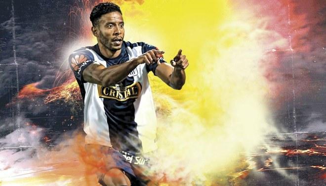 Alianza Lima: Lionard Pajoy le puso la puntería a Universitario de Deportes