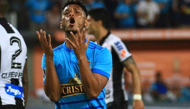 Sporting Cristal: Rolando Blackburn aseguró que pronto llegarán sus goles
