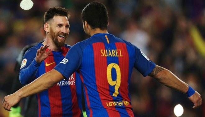 Barcelona venció 4-2 al Valencia con doblete de Lionel Messi y sigue firme en la Santander | VIDEO