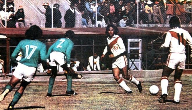 Perú y el día que logró su histórico triunfo sobre Bolivia en la altura de Oruro