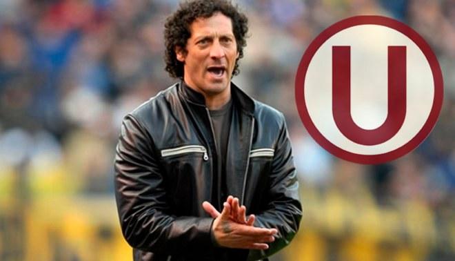 Pedro Troglio es el flamante técnico de Universitario