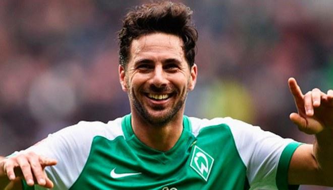 Claudio Pizarro: Delantero anotó con Werder Bremen en partido amistoso