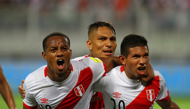 ¡Para ti, mi Perú!