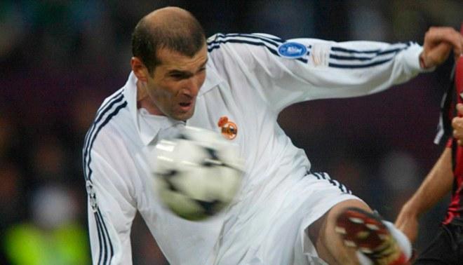 Zinedine Zidane: Los números de 'Zizu' en el Real Madrid