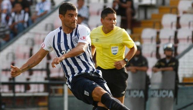 Luis Aguiar volvió a marcar en Alianza Lima y amenaza a Universitario