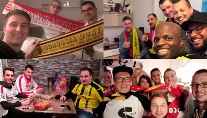 c366167a2af1a Champions League  Emotiva campaña del Borussia Dortmund en Twitter para  alojar a hinchas del Monaco