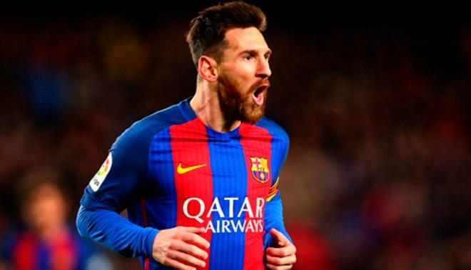 Lionel Messi cerca de llegar a los 500 goles con camiseta del Barcelona