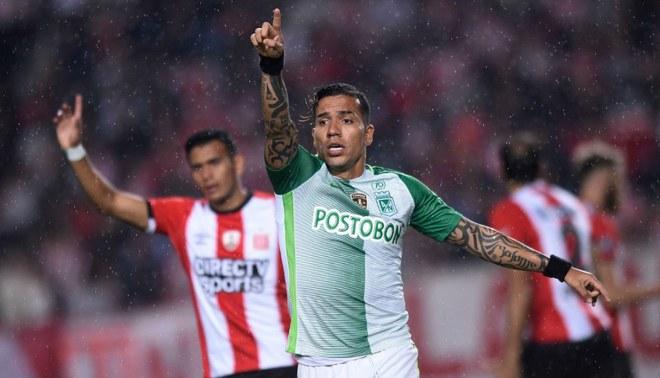 ¡PARTIDAZO! Atlético Nacional venció 1-0 al Huila y sigue líder de la Liga Águila