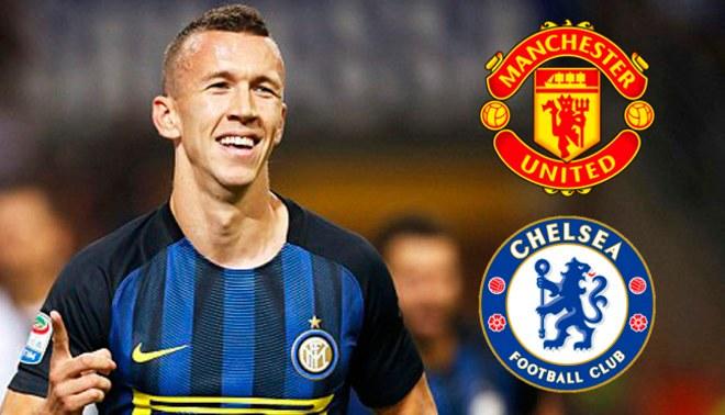Manchester United y Chelsea pugnan por el fichaje de Ivan Perisic