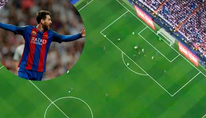 Barcelona: Lionel Messi y su gol 500 visto de forma espectacular desde un drone [VIDEO]