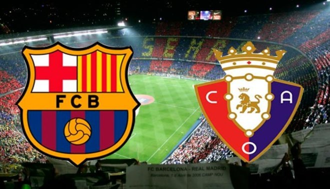 Image Result For Futbol Barcelona Vs Osasuna En Vivo