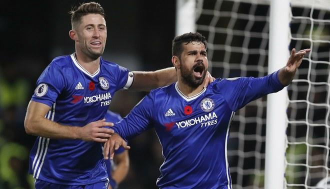 Chelsea acaricia el título de la Premier League tras golear por 4-2 al Southampton