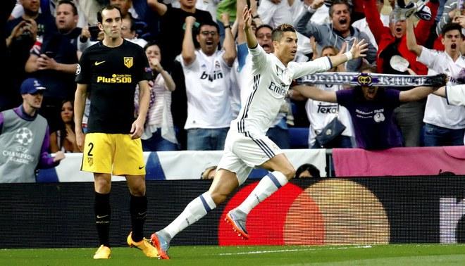Cristiano Ronaldo llegó a los 103 goles en Champions League