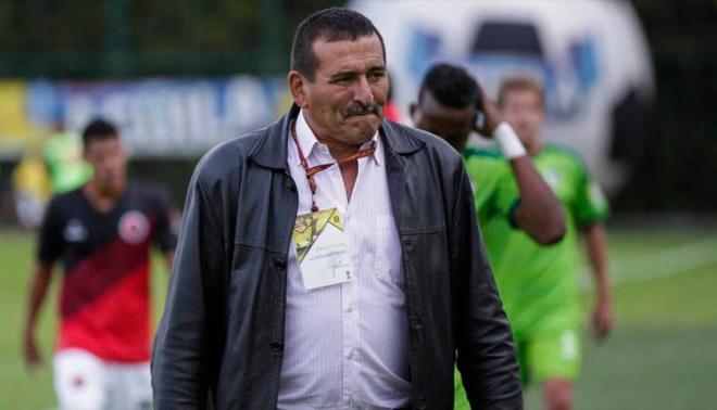 Unión Comercio despidió a su entrenador Miguel Augusto Prince